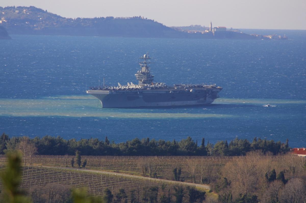 """Il Porto nucleare """"Internazionale"""" di Trieste"""